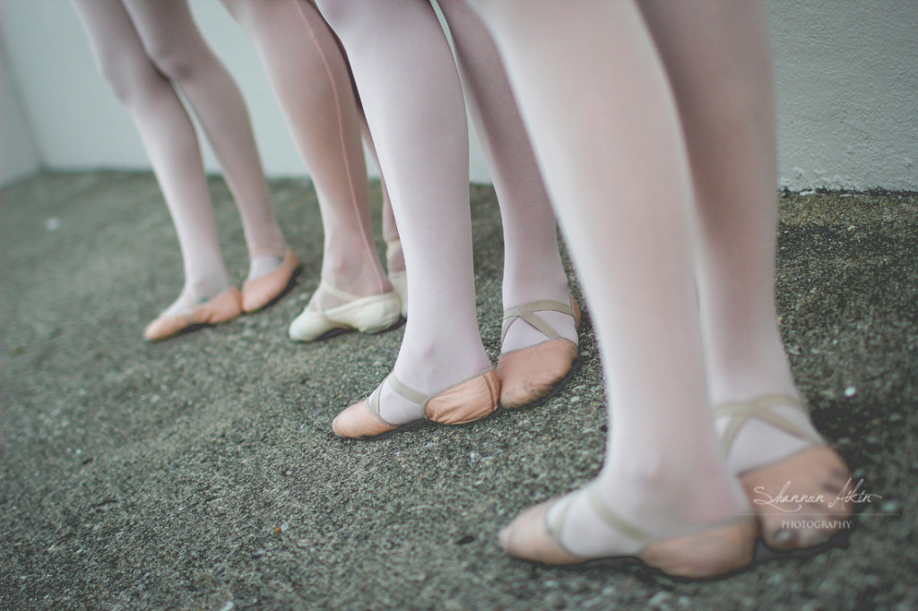 urban ballet feet