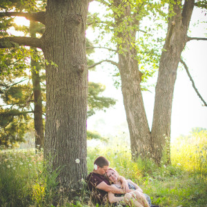 Caleb and Heather- Indiana Natural Light Photographer