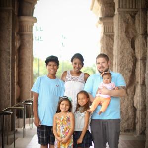 Tilson Family-Travel Session-Austin, TX